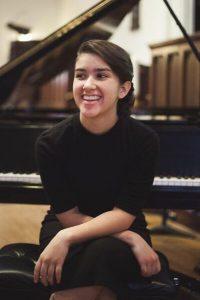 Brenna Rodriguez 2018 Jazz WInner