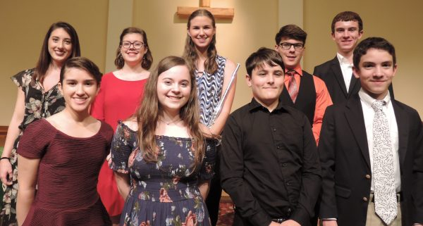 Music Competition 2018 - All Finalists