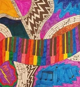 Music Wonderland  - Tera Minsch